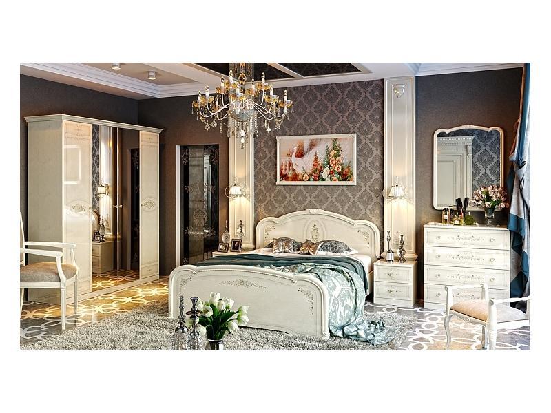Спальня модульная Лорена Штрихлак