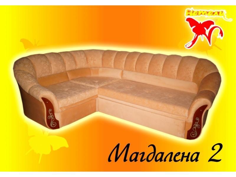 Светлый диван Магдалена 22