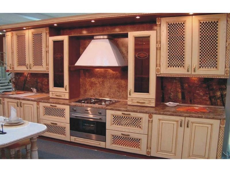 Кухня Гамма массив