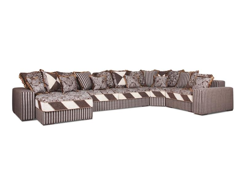 Модульный диван «Экзотик 7 Восток Гранд»