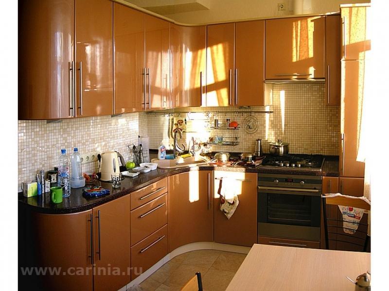 Кухня Корри