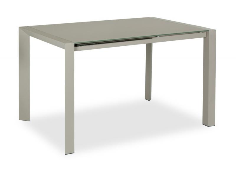 Стол стеклянный Sirio 130