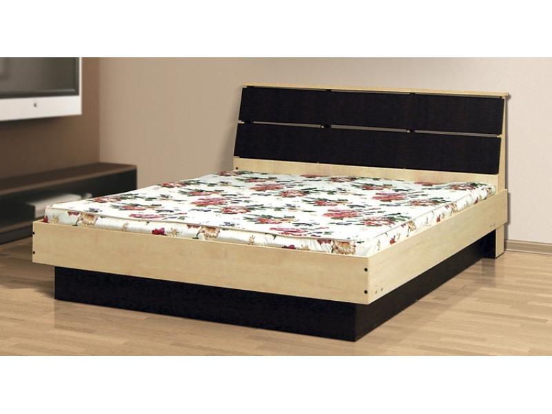 Кровать 2-х местная (реечная)