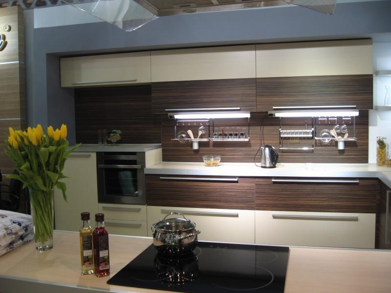 Кухонный гарнитур прямой Розанна 4