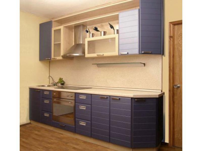 Кухонный гарнитур прямой 21