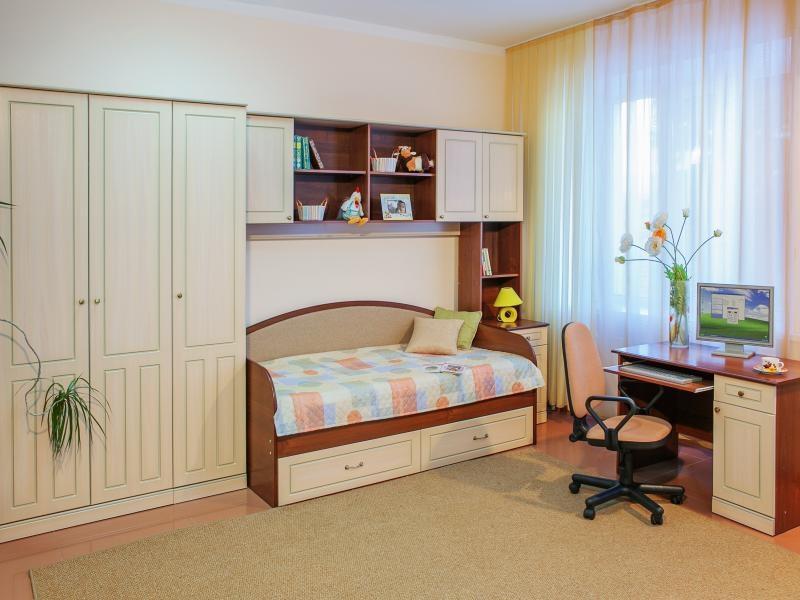 Мебель для детской комнаты «Эльф»