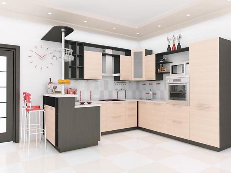 Кухня угловая «Браво»