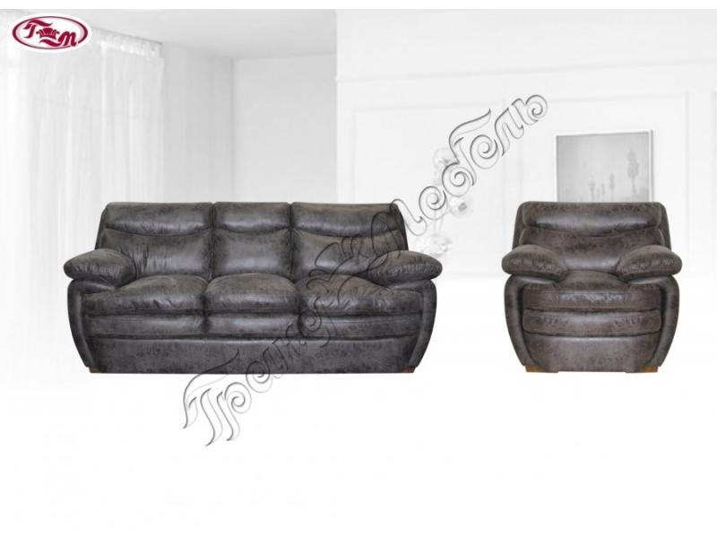 диван прямой Мишель 3-1-1
