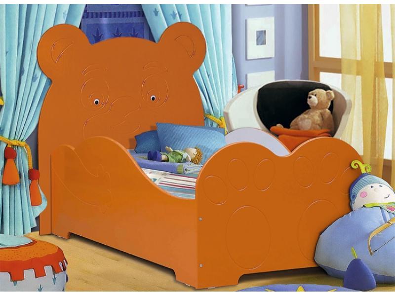 Кровать 80х160 Мишка