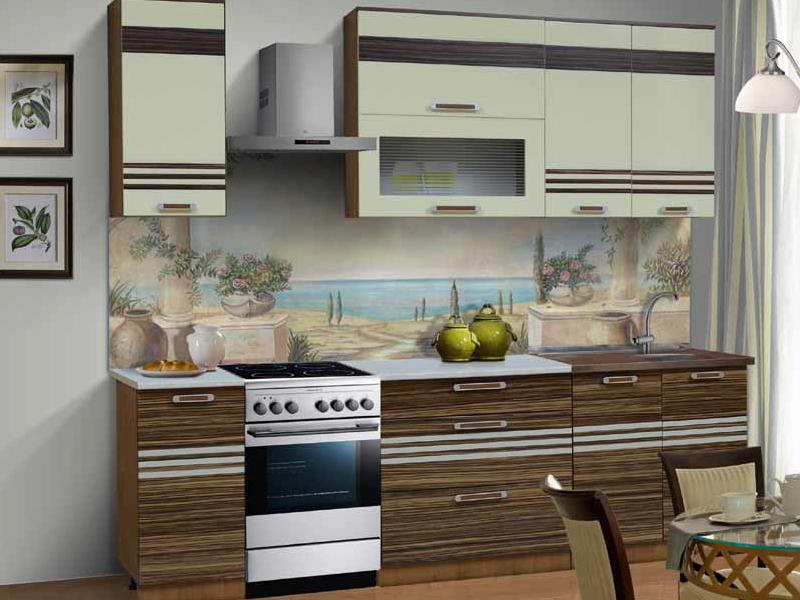 Кухня прямая Мечта 26