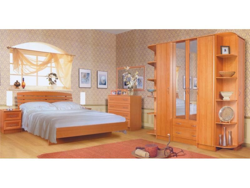 Спальный гарнитур Визит ольха