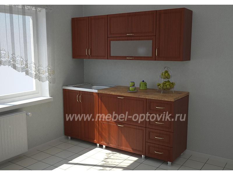 Кухонный гарнитур прямой ONE