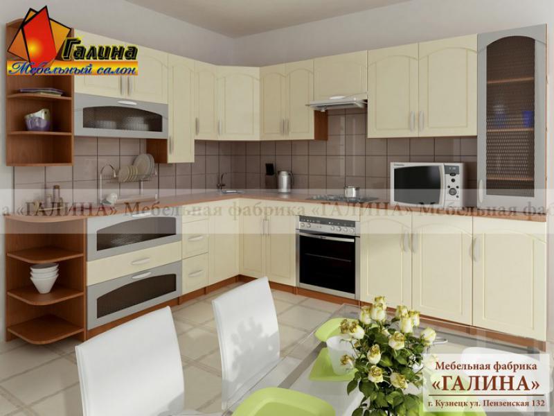 кухня угловая «Ласка»