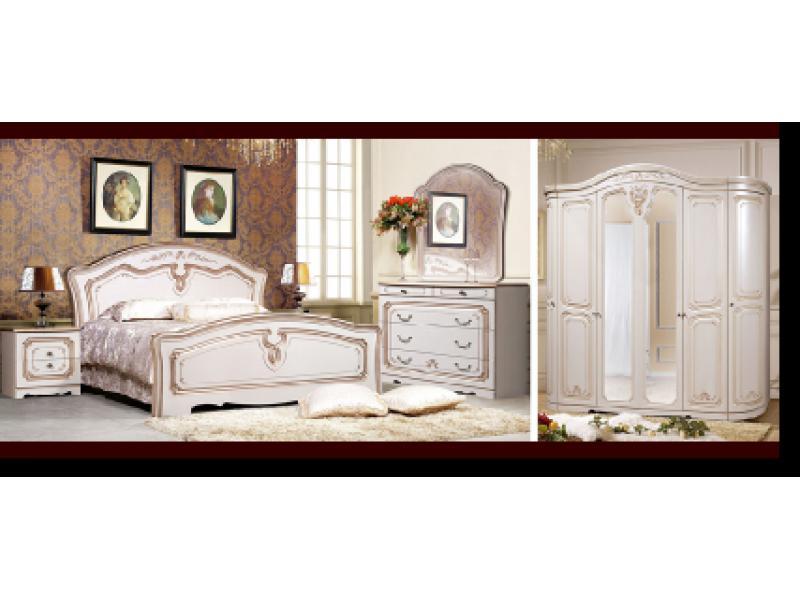 Спальный гарнитур «Валерия»