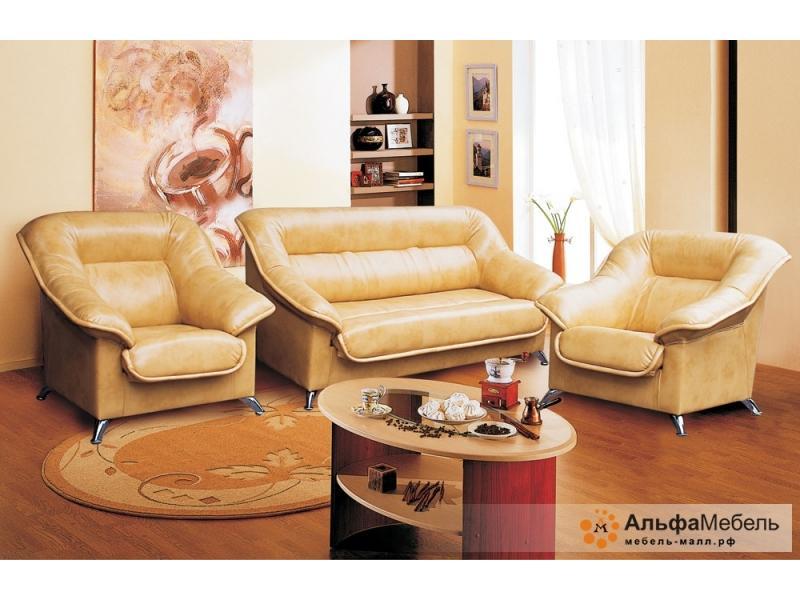 диван прямой Альфа 51 французская
