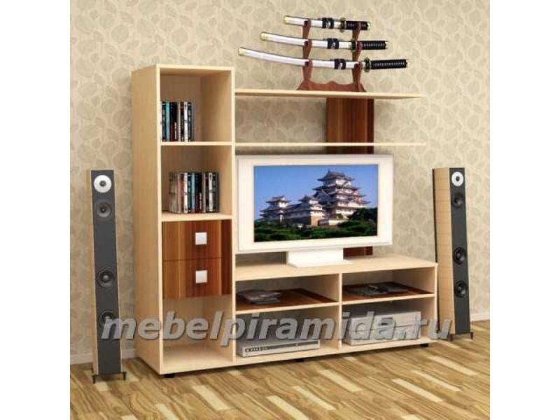 Гостиная стенка ТВ 1