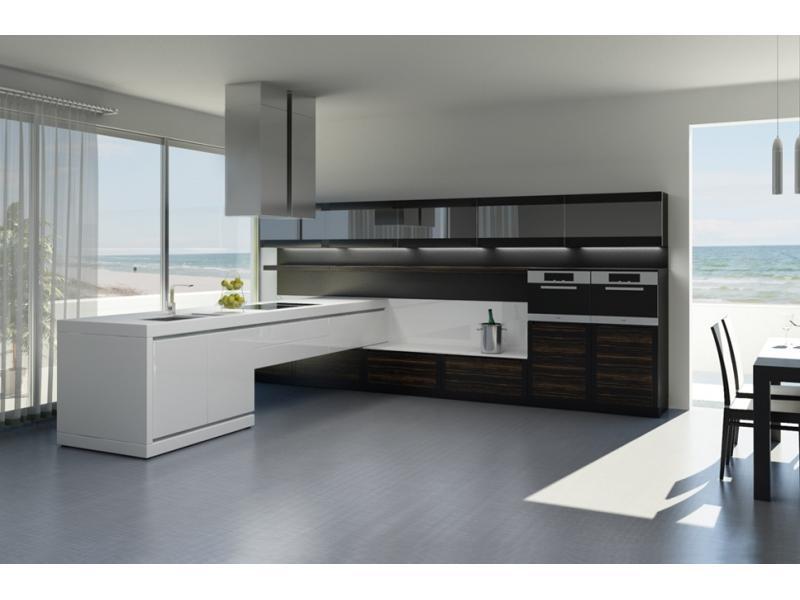 Кухонный гарнитур угловой Ризольда 3