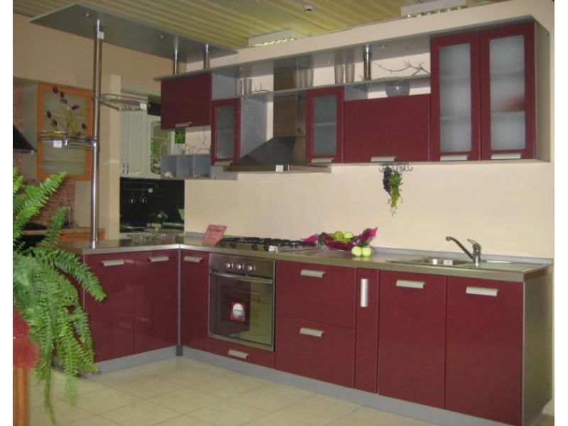 Кухонный гарнитур угловой 39