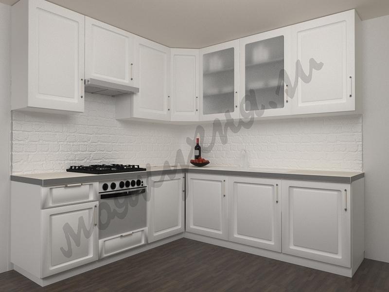 мебельная фабрика моя кухня г санкт петербург белая угловая