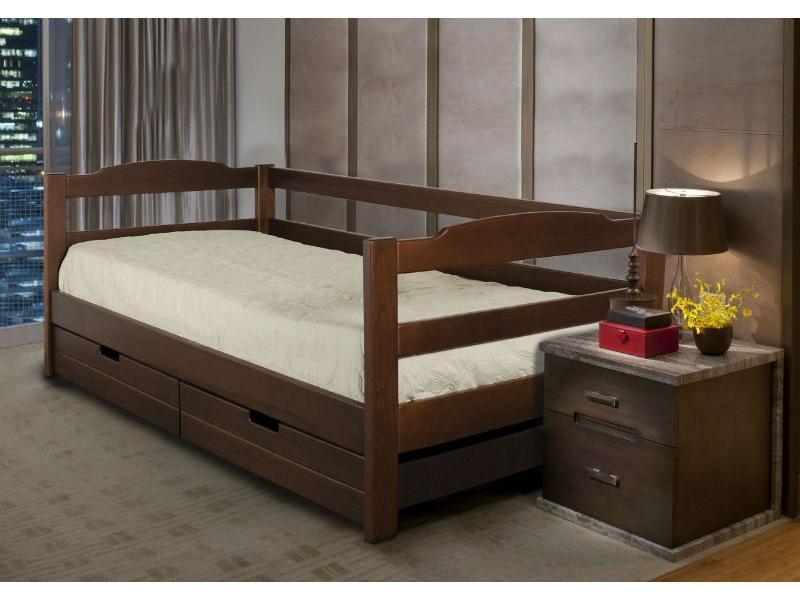 Кровать Скай 5 массив бука