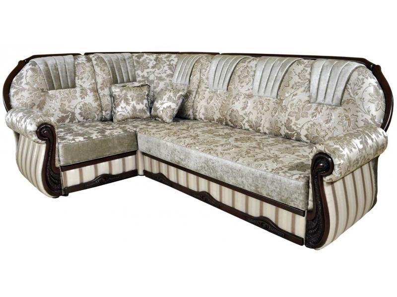 Угловой диван 002 Парма