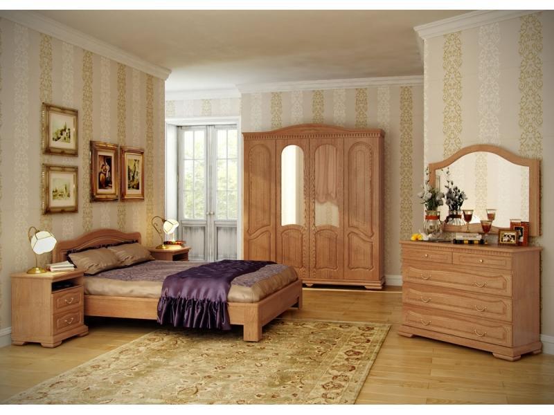 Спальный гарнитур Суламифь