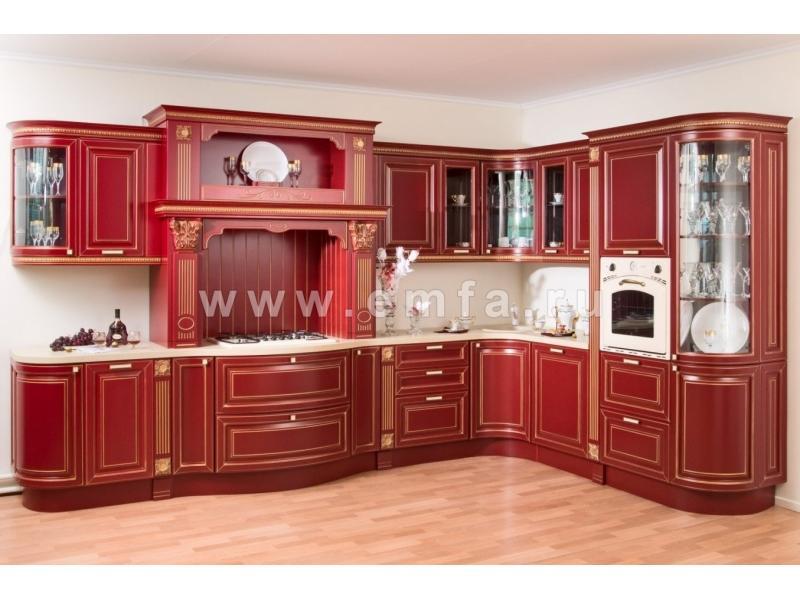 Кухонный гарнитур угловой КОРСИКА
