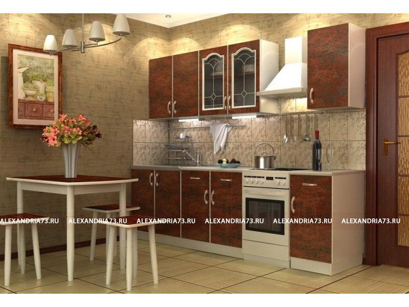 Кухонный гарнитур Александрия 1