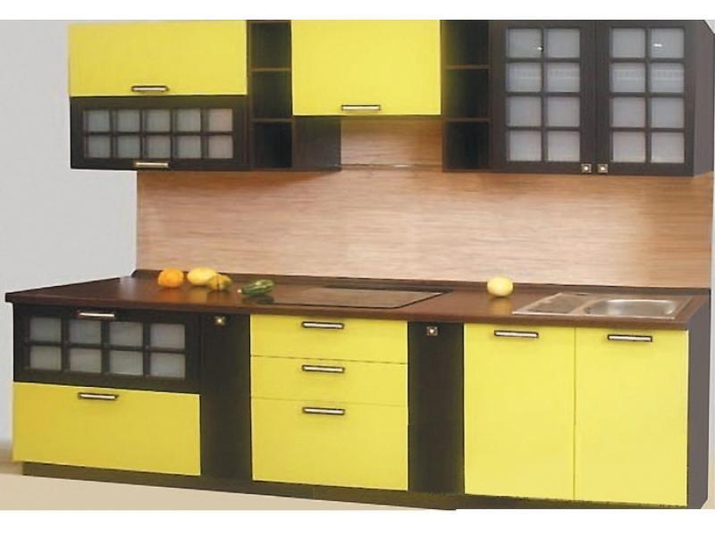 Кухонный гарнитур прямой ЭК-57