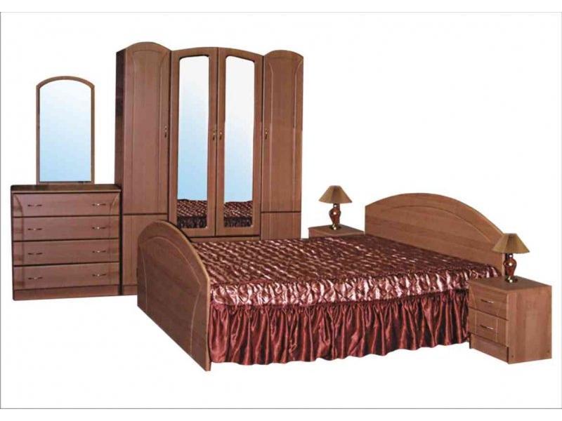Спальня Экстаза-2 МДФ