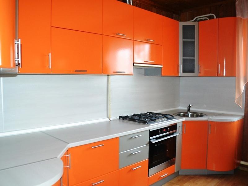 Кухонный гарнитур угловой Инга 2