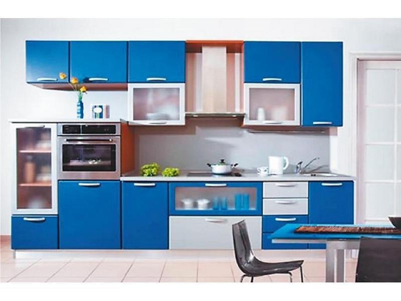 Кухня прямая «HI - TECH 18»