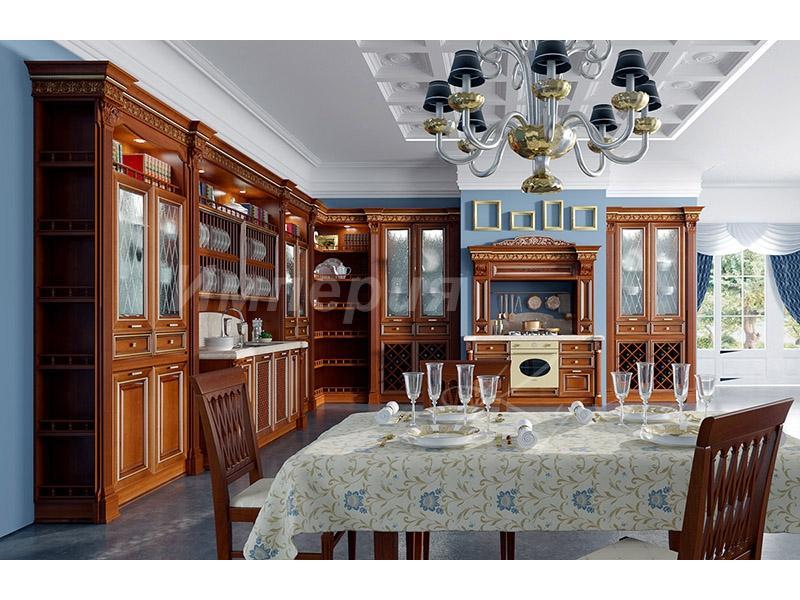 Кухонный гарнитур угловой BERGONZI