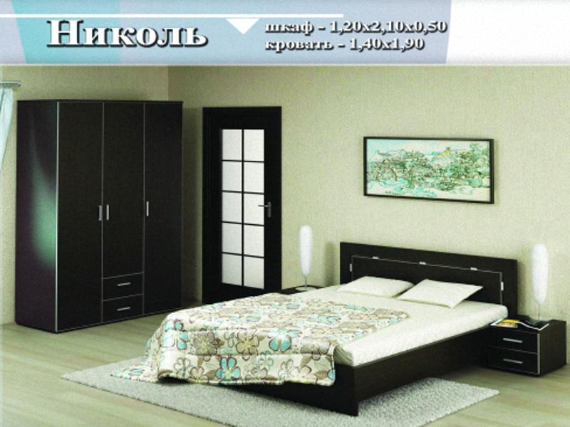спальный гарнитур «Николь»