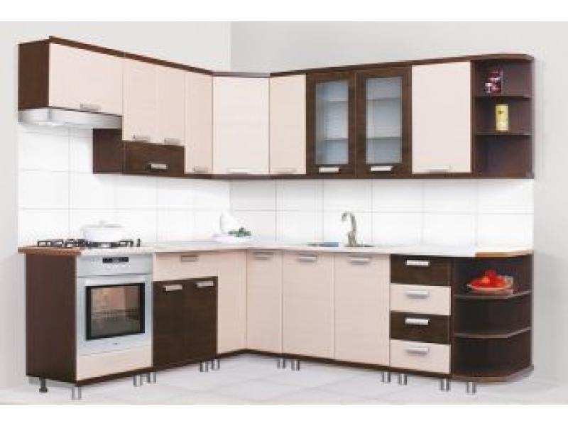Кухонный гарнитур угловой Жасмин