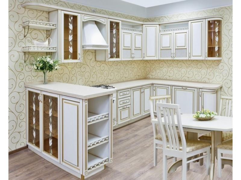 Кухня Классика массив