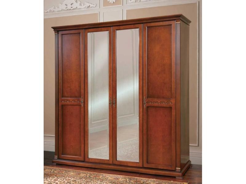 Мебель для спальни - спальня феллини - шкаф 4-х дверный фелл.