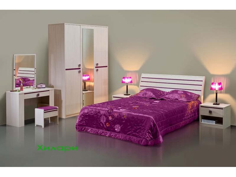 Спальня Хилари