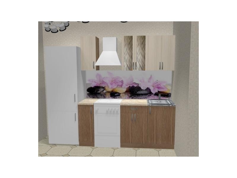 Кухня прямая Валерия