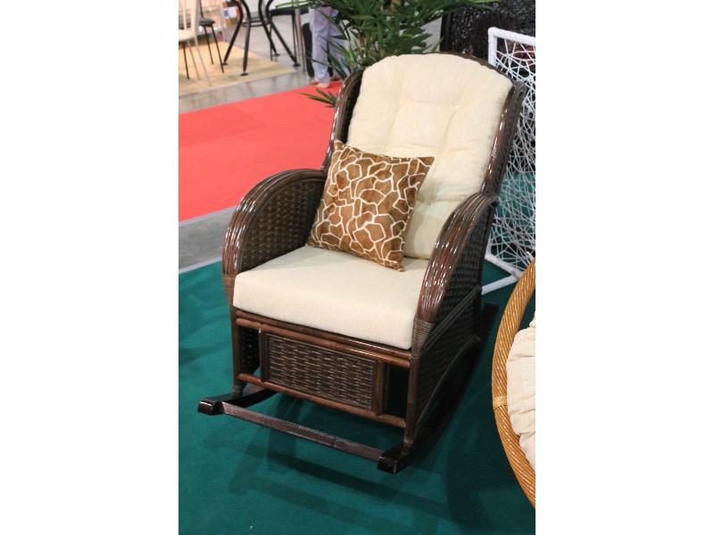 Мебельная выставка Москва: кресло качалка