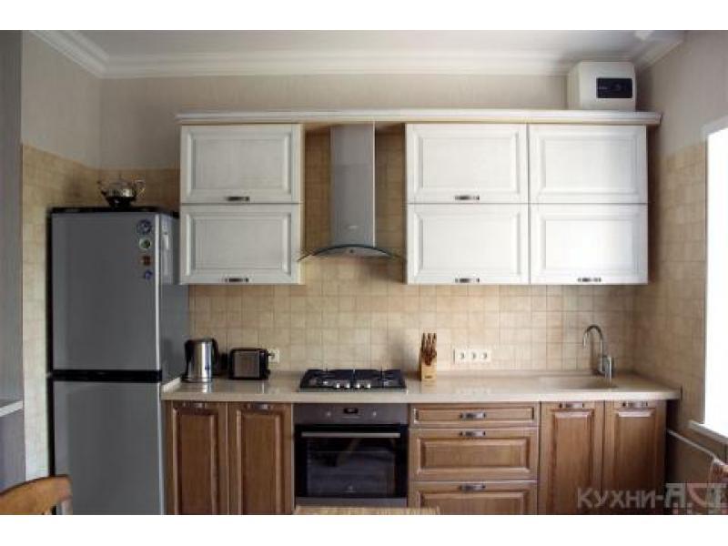 Кухонный гарнитур прямой Корсика