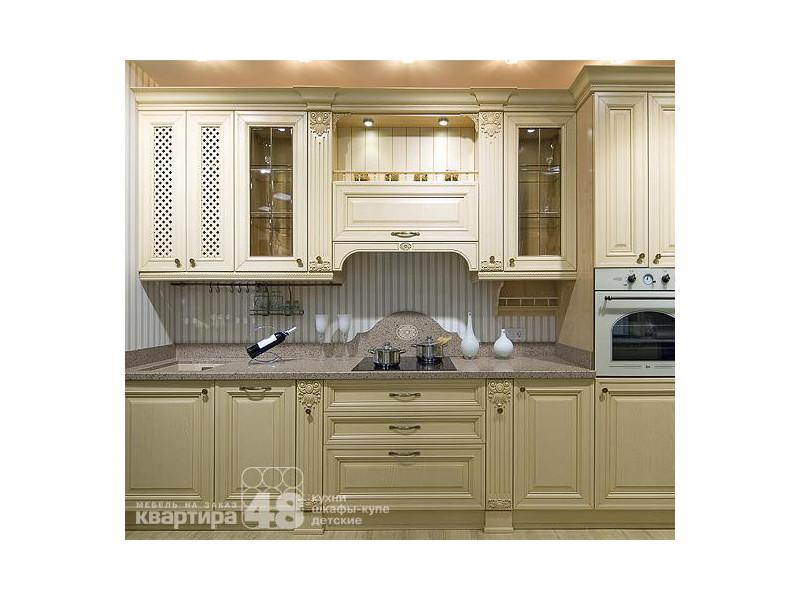 Кухонный гарнитур прямой Палермо 1
