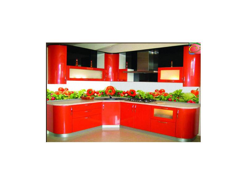 Кухонный гарнитур угловой Паприка