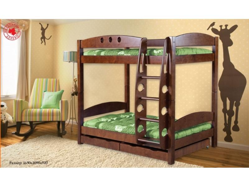 Кровать Двухъярусная Фрегат