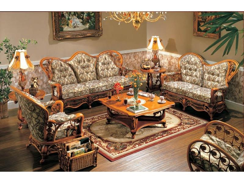 Диван - мебель из ротанга