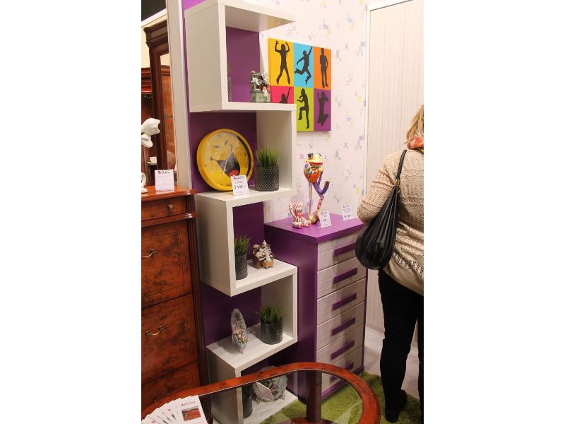 Мебельная выставка Москва: мебель для детской