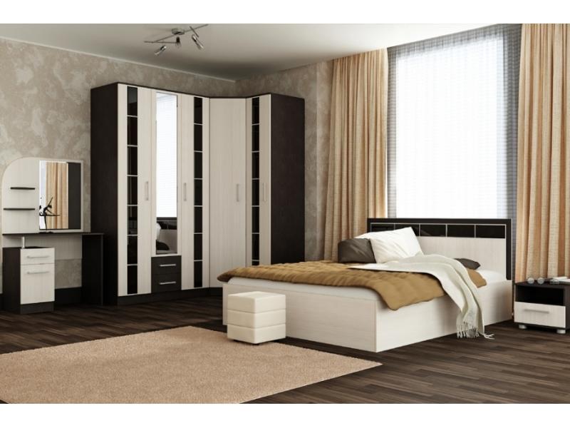 Модульная мебель для спальни Венеция