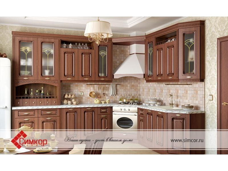 Кухня Мария МДФ
