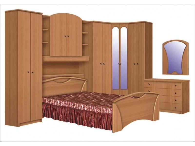 Спальня Аркада ЛДСП
