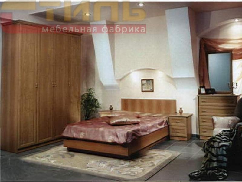 Спальный гарнитур Диметрия